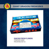 Dancing Fresh Flowers Fireworks Toy Fireworks
