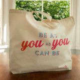 2014 Canvas Cotton Tote Bags Fly- CB0064