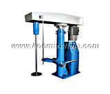 High Speed Disperser Machine for Paint, Inks, Pigment, Resin Mixing