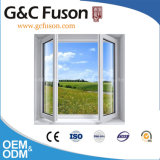 Thermal Break Aluminium Casement Window for Heat and Sound Insulation
