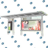 Bus Shelter (HS-BS-A004)