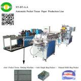 Automatic Pocket Tissue Paper Machine Production Line Price