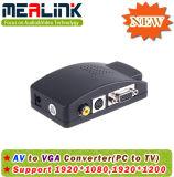 Video RCA AV (CVBS) to VGA Converter (YLC7500)