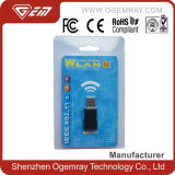 Rt5372 300Mbps External USB Wireless WiFi USB Dongle