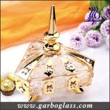 Golden Glass Candy Jar (GB1801P/DT)