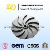 Stainless Steel Precision Casting Impeller
