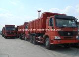 HOWO Driving Type 6*4 Dump Truck
