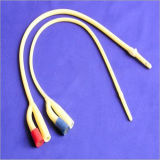 Indwelling Foley Catheter/Silicone Foley Catheter/Foley Catheter