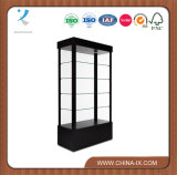 Open Shelving Display Unit with Laminated Deck