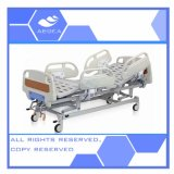 Hospital Use 3-Crank Manual Hospital Bed