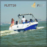 Latest Jet Boat with Mercury or R&R Marine Engine (FLIT720)
