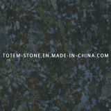Discount Butterfly Blue Granite Slab / Tile for Flooring, Countertop