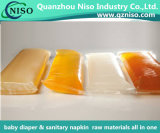 Sanitary Napkinraw Materials Pointing Hot Melt Glue (LS-HK0710)