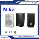 (M65 TACT) Hospital Use 6.5 Inch Woofer Little Professional Conference Room Meeting Speaker System