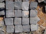 Flamed/Tumbled/Natural Split Zp Black Basalt/China Basalt/Dark Basalt for Cube/Cobble/Paving Stone/Cobblestone