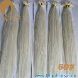 Factory Direct Sale Indian Virgin Remy Human Keratin Hair