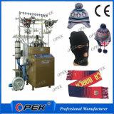 2 System Jacquard Hat Knitting Machine