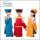 Promotional Christmas Colorful Kids Aprons for BBQ Cooking