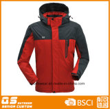 Men′s Fashion Windproof Ski Jacket