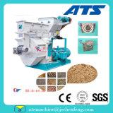 Ce Certificated 1tph Biomass Pellet Mill with Siemens Motor