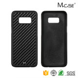 2017 New Design Carbon Fiber PC TPU Phone Case for Samsung S8 Hard Cover Case