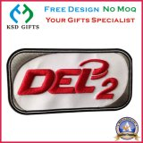 Custom 3D Quality Embroidery Patch as Promo Gift