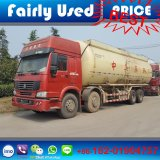 8X4 Used Sinotruck HOWO 336 Powder Truck of Tractor Truck
