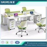 Office Furniture Simple Design Workstation for 4 Seater