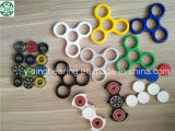 ABS Spinner Ball Bearing Toy ABS Plastic Hand Spinner Fidget Toy with Hybrid Ceramic Bearing 608