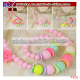 Yiwu China Agent Lovely Gift Children Jewelry Necklace Bracelet Set (P3056)
