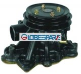 Mitsubishi Cooling System Water Pump for 8DC9