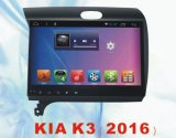Android System Car GPS Navigation for KIA K3 2016 with Car DVD Car Video