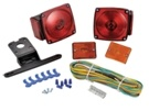 12V Deluxe Trailer Light Kit