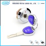 48mm Head Diameter Disc Tumbler Safe Lock