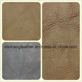 latest Fashionable Finish PVC Synthetic Leather (DS-A943#)