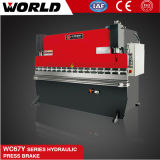 6mm Thick and 3 Meter Long Sheet Metal Bending Machine