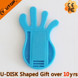 Promotional Gift Plastic Slim Octopus Giveaway USB Disk (YT-3233)