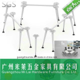 Whole Sale Price Office Furniture Stainless Steel Leg for Office Meeting Desk