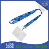 Custom Promotional High Quality Printed Lanyards with ID Holder