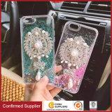 3D Glitter Quicksand Liquid Mobile Phone Case for iPhone 6