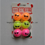 Emoji Colorful Table Tennis Balls