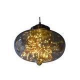 Orizeal Blown-Glass Artist Tracy Glover′s Monopoint Pendant Buffet Lamps Oz-Al553