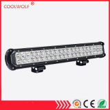 LED Light Bar 20 Inch 126W LED Work Light Spot Flood Combo LED Bar off Road Lights Driving Lights LED Fog Light Lights Boat Lighting