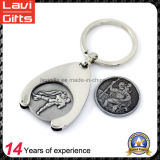 Metal Trolley Coin Token for Key Chain Gift