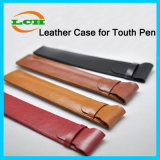 Shockproof PU Leather Protective Case for iPhone Touch Pen