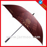 Promotional Folding Beach Umbrella with Custom Logo