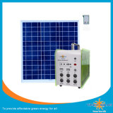 Mobile Home Use Solar Panel Lighting System