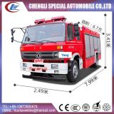 Dongfeng 6700 Litres Water Tank Fire Fighting Truck