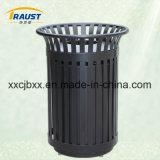 High Quality Refuse Collector Type Waste Bin, Square Rubbish Barrel