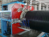 HDPE Plastic Structured Wall Pipe Extrusion Line